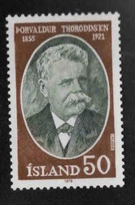Iceland Scott 504 MNH** 1977  stamp