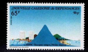 New Caledonia (NCE) Scott 501 Environmental Preservation MNH** stamp