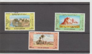 Jordan  Scott#  1377-9  Used  (1990 Nature Conservation)
