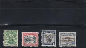 Samoa Mint Never Hinged Stamps  ref R 16365