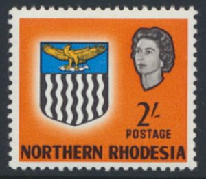 Northern Rhodesia  SG 84  SC# 84 MNH  see detail and scan
