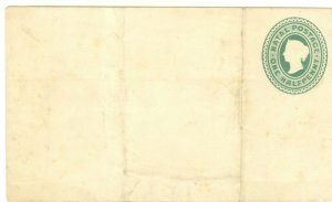 Bargains Galore Natal half penny unused stamped envelope