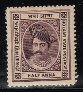 Indore SG# 6, Mint Hinged - Lot 112215
