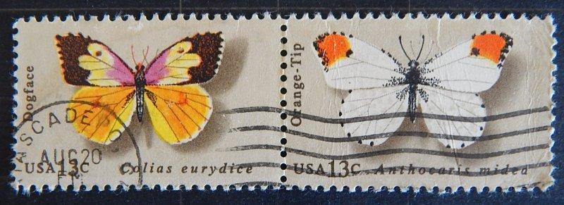 Butterflie, USA, (2325-T)
