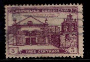 Dominican Republic Scott 262 Used stamp
