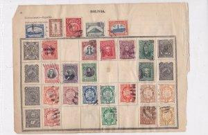 Bolivia Stamps Ref 15035