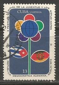 Cuba 1811 VFU H1165-6