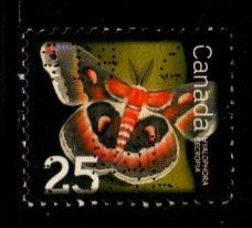 Canada - #2238 Moth - Used
