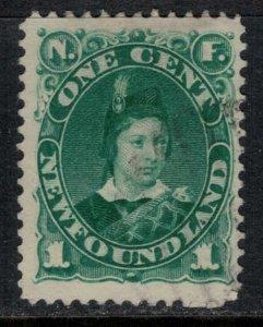 Newfoundland 44  CV $4.25