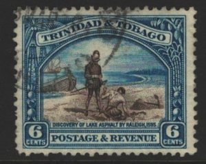 Trinidad and Tobago Sc#37a Used