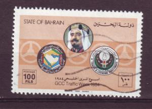 J11982 JL stamps 1984 bahrain hv set used #304 gulf council