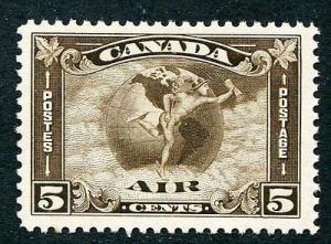 Canada #C2  Mint VF   NH