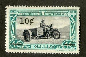 GUATEMALA E2 MH SCV $3.25 BIN $1.50
