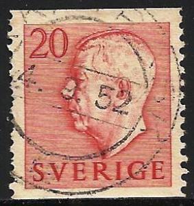 Sweden 1951 Scott# 420 Used