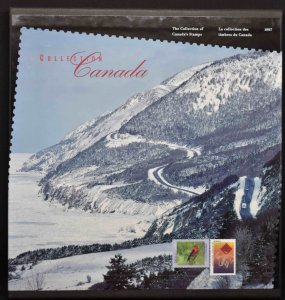 CANADA 1997 Souvenir Stamp Collection, USA delivery only.