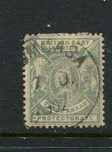 British East Africa #77 Used