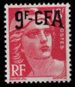 Reunion CFA Scott 295 MH* stamp
