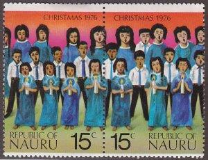 Nauru 147a Nauruan Children's Choir 1976