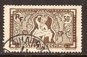 Indo - China  #  167  used .      A