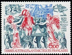 Scott #C106 French Revolution MNH