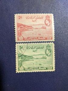Papua New Guinea C5(LH), C7, VF, CV $6.25