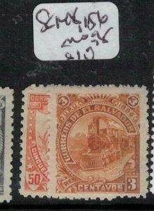 El Salvador SC 148, 156 MOG (8eej)