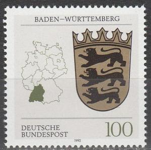 Germany #1699  MNH   (K1620)