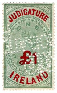 (I.B) QV Revenue : Judicature Ireland £1