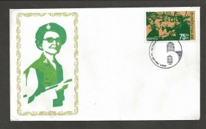Thailand Scout Girl Guide FDC