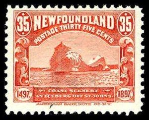 CAN.- NEWFOUNDLAND 73  Mint (ID # 75805)