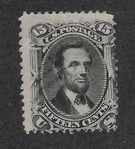 77 Used, 15c. Lincoln, scv: $175, FREE SHIPPING,
