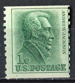 USA; 1963: Sc. # 1225: */MH Single Stamp