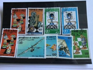 Republic de Djibouti stamps R21424
