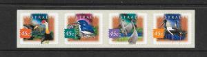 BIRDS - AUSTRALIA #1586-9  MNH