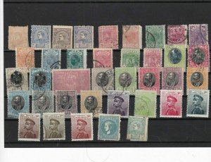 serbia stamps ref 16321