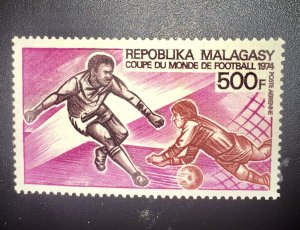 Malagasy C120 MNH 1974 issue