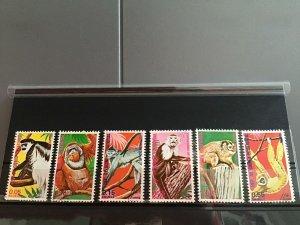 Rep De Guinea Ecuatorial Monkeys and Apes   stamps  R25124