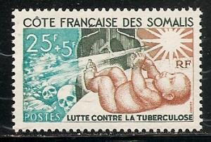 Somali Coast B16 1965 TB single MNH
