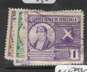 Venezuela SC C272-7 VFU (8dwj)
