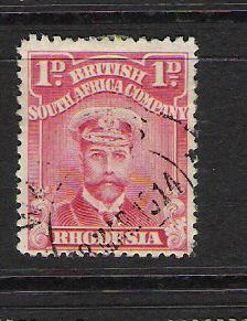 RHODESIA 120a BRIGHT ROSE A1213