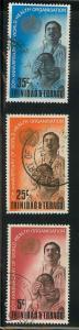 Trinidad & Tobago 133-135 Used VF