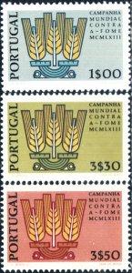 Portugal #903-905  MNH