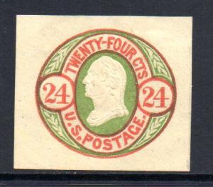U44 Mint CV $250  VF