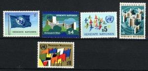 UN Vienna 2-6  Mint