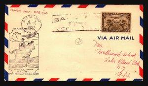 Canada 1930 FFC Moose Jaw to Regina - L2085