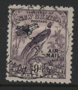 NEW GUINEA C22  USED