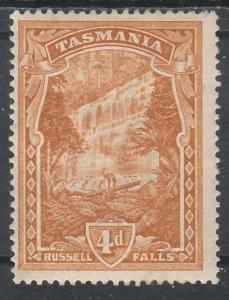 TASMANIA 1899 RUSSELL FALLS 4D WMK MULTI TAS