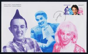 Canada 2774 on FDC - Martin Short, Comedian