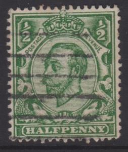 Great Britain Sc#157 Used