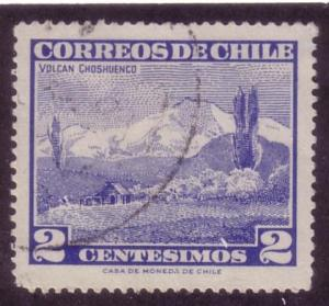 Chile Sc. # 325 Used Desert